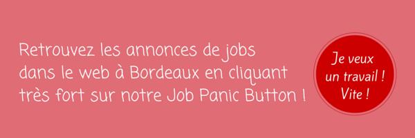 Stage, CDD ou CDI dans une agence web à Bordeaux ? C'est possible !
