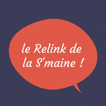 Agence Web Bordeaux - Le Relink de la S'maine