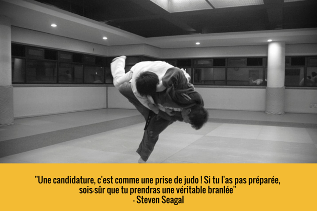 Agence Web Bordeaux - Steven Seagal s'engage pour l'emploi des jeunes