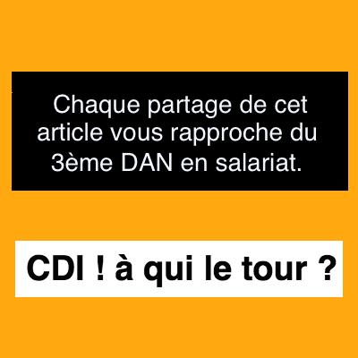 Agence Web Bordeaux : CDI 3ème DAN