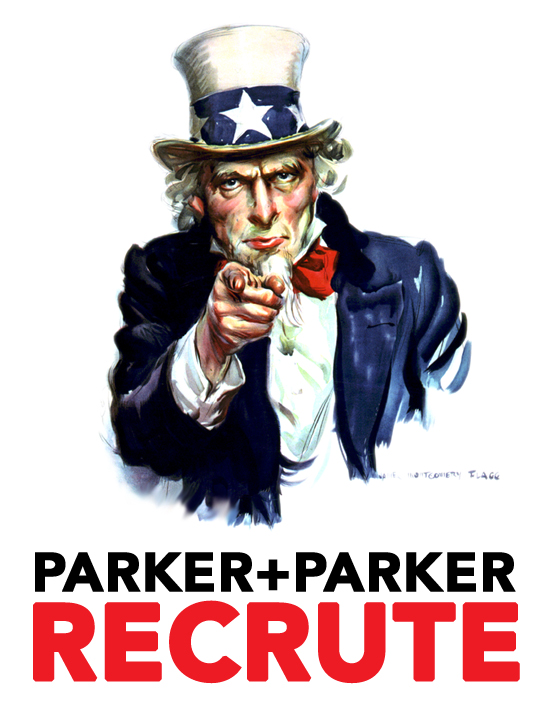 Agence Webmarketing Bordeaux - Stage Parker + Parker