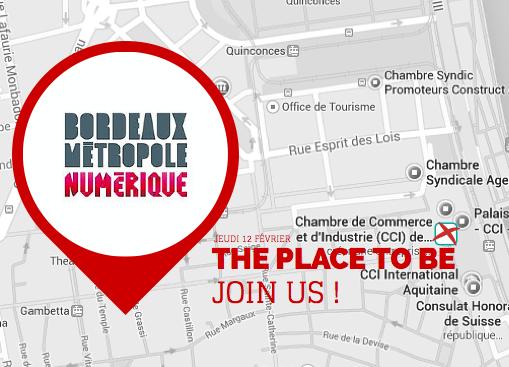 Agence Webmarketing Bordeaux - Soirée French Tech